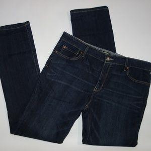 Eddie Bauer Jeans Women 12 31 Classic Straight Leg